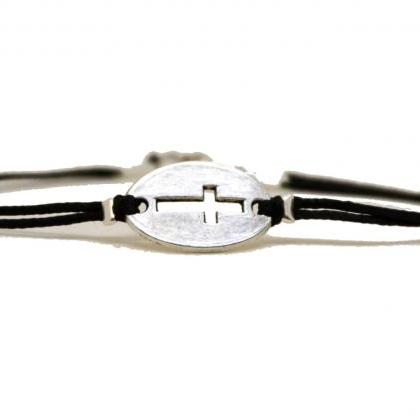 Cross bracelet for men, christian c..